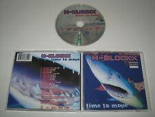 H-BLOCKX/TIME TO MOVE(BMG 74321 18751 2) CD ALBUM