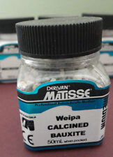 PAINTS - MATISSE DRY MEDIUM - WELPA CALCINED BAUXITE -1 x 50ml bottle