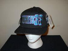 VTG RARE Alonzo Mourning Charlotte Hornets Starter snapback hat sku8