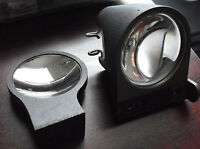 Vintage Unknown Optics Lens for Camera or Microscope LOOK