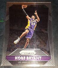 Kobe Bryant 2015-16 Panini Prizm Base Card