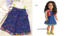 American Girl TROPICAL DRESS 1 PC~Outfit~Blue~Summer~Truly Me Mix & Match