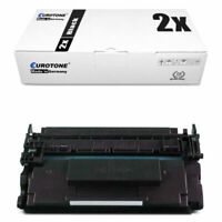 2x Eco Cartridge For CRG052H Canon I-Sensys LBP-215 X With Per 9.200 Pages