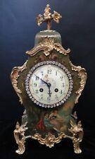 Vintage 19th Century French Shelf Clock