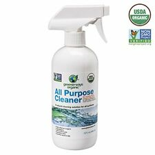 Greenerways Organic All-Purpose Cleaner, Natural, USDA Organic, Non-GMO, Best H