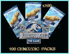 Jurassic WORLD The Game Builder 100 CENOZOIC package Android iOS park