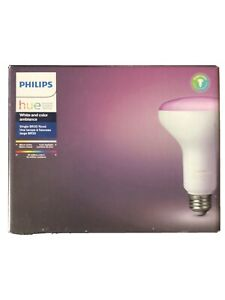 Philips Hue White and Color Ambiance 9 Watt LED Bulb (468942) New Sealed in Box