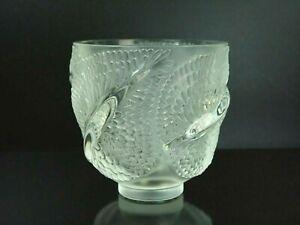 Marc Lalique Vase Andromeda, Top Zustand!
