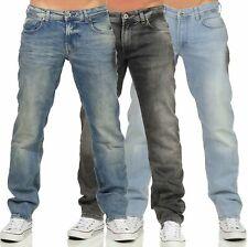 M.O.D Herren Jeanshose Jeans Hose Herrenjeans Gerades Bein Straight Thomas 20