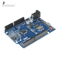 Latest Version Arduino UNO R3 ATMEGA328P CH340G Micro USB Board DIY