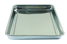 Serving Stainless Steel Metal Tray Buffet Food Prep 60x40cm (48mm Deep) SS201