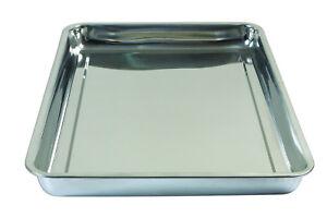 Serving Stainless Steel Metal Tray Buffet Food Prep 60x40cm (48mm Deep) SS201