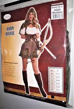 Sexy Damen Kostüm Robin Hoodie  Mittelalter Fasching Karneval  M  36/38