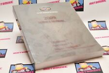 GENUINE VICTORY MOTORCYCLE FACTORY SERVICE MANUAL 9921962 2009 HAMMER / VEGAS
