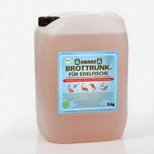 Angebot: 5kg Kanister Kanne Bio Brottrunk® für Edelfische - Teich flüssig