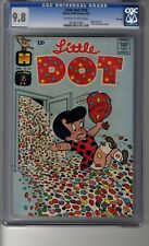 Little Dot # 100 - CGC 9.8 OW/White Pages -  Highest Graded 1 of 3 Copies