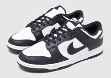 Nike Dunk Low Retro Black White Trainers - UK 8 - 2021 - *Confirmed Order* lot
