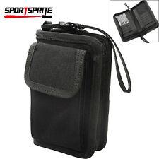 Men Wallet Card Pocket Belt Cell Phone Case Waist Bag Vertical Holster 1000D