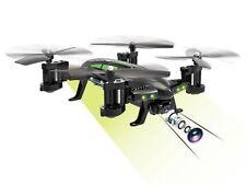 Drone ADJ doppia modalità di utilizzo velivolo a quattro assi o macchina