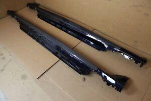 Orig. Audi A6 RS6 4K C8 Carbonio Gonne-Minigonne 4K8854866 4K8854867 New