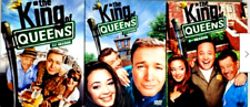 King of Queens Seasons 1, 2 & 3 (9-DVDs), 76 Episodes, Kevin James, Leah Remini