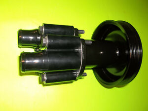 Impeller Sea Raw Water Pump Pulley Mercruiser Bravo 46-807151A9 4.3 5.0 5.7 350