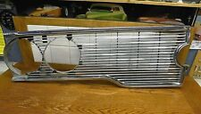Sept 1968 Chrysler Imperial Crown Part Front Grille Passenger RH