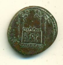Tiberius 12-1A Lyons Alter of Lugdunum O:TI Caesar AVGVST F Imperat VII R:ROM ET