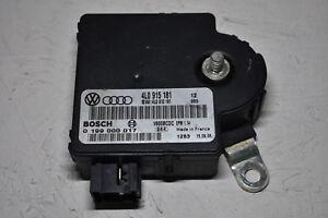 AUDI Q7 BATTERY CHARGE CONTROL MODULE 4L0915181 #190134