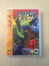 Universal Sega 32X Replacement Case - Kolibri (NO GAME!)