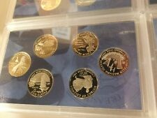 2009-S Complete SILVER 18 Coin Proof Set w Box and COA