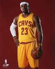 Cleveland Cavaliers LEBRON JAMES Glossy 8x10 Photo NBA Basketball Poster Print