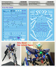 D.L high quality Decal water paste For Bandai PG 1/60 GN-00 EXIA & Base Gundam
