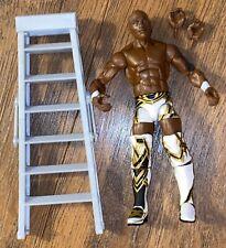 2018 Mattel WWE SHELTON BENJAMIN LOOSE ACTION FIGURE Elite Collection 63 Ladder