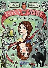Nova und Avon 1: Mein böser, böser Zwilling von Voo... | Buch | Zustand sehr gut