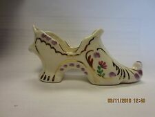 Vintage Weisley Procelain China Shoe Hand Painted - Excellent Condition