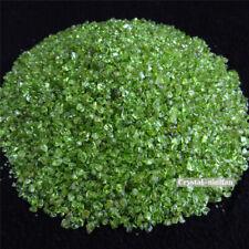 11lb Natural Green Peridot Tumbled Crystal Olivine Bulk Stone Reiki Healing