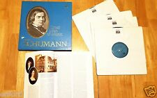 ROBERT SCHUMZNN GREAT MEN OF MUSIC ORCHESTRA CLASSIC Box Set  Vinyl Disc RECORD