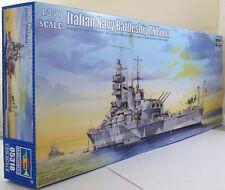 Trumpeter 1:350 05318 RN Roma Marina Militare Italiana KIT modello nave corazzata