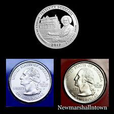 2017 P+D+S Frederick Douglas America the Beautiful National Park Mint Proof Set