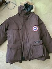 Mens 2XL canada goose expedition parka