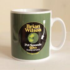 More details for brian wilson beach boys pet sounds 50th anniversary tour mug