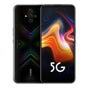 Nubia Play 5G Smartphone Android 10 Snapdragon 765G Octa Core WIFI GPS Touch ID