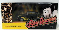 Vanguards 1/43 Scale Diecast VA00123 Ford Anglia Racing Version - Flaming Black