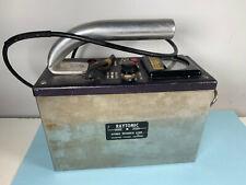 VTG 1950s Geiger Counter Raytomic Model 521 Scintillation Radiation Detector