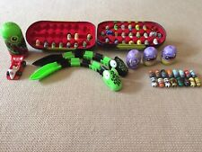 Mighty Beanz Job Lot RARE Beanz Special Editions Rattle Snake, 50 + Mjghty Beans