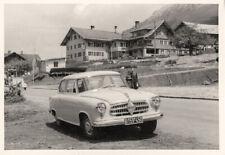Borgward Isabella, Germany 1950's. Vintage photo 1950?. 8x6 cm. G750