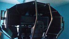 Flight Simulator // simulatore di volo con movimento // motion flight simulator