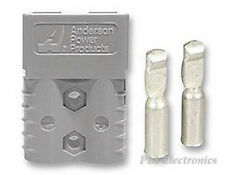 ANDERSON POWER PRODUCTS   6800G1   PLUG & SOCKET CONNECTOR, PLUG, 2POS