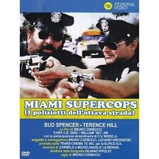 Dvd MIAMI SUPERCOPS - (1978) - Bud Spencer Terence Hill .....NUOVO